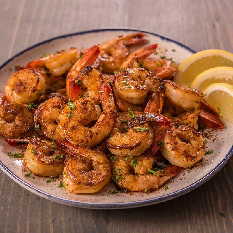 OLD BAY Shrimp Scampi #shrimpseasoning