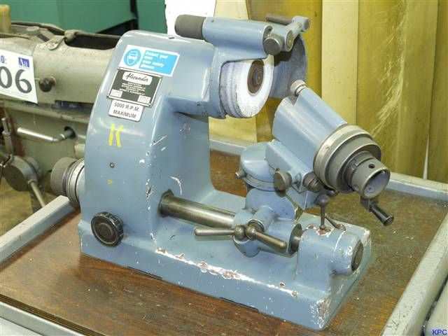 Alexander tool and cutter grinder Model 2CGC | Universal