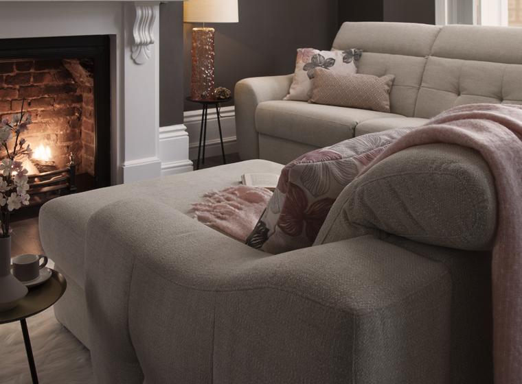4dd206b3b58b ROM Aura fabric sofa | Comfy Sofas | Modular sofa uk, Sofa, Modular sofa