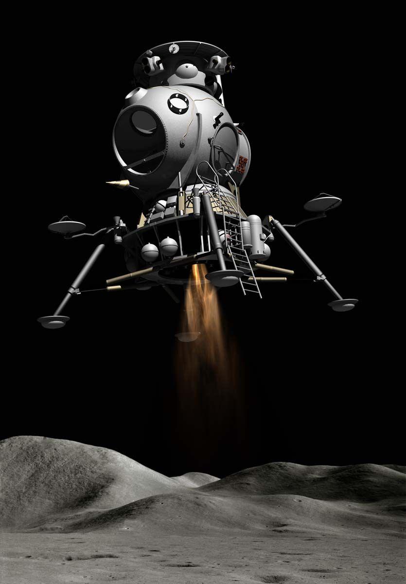 space lunar lander - photo #32