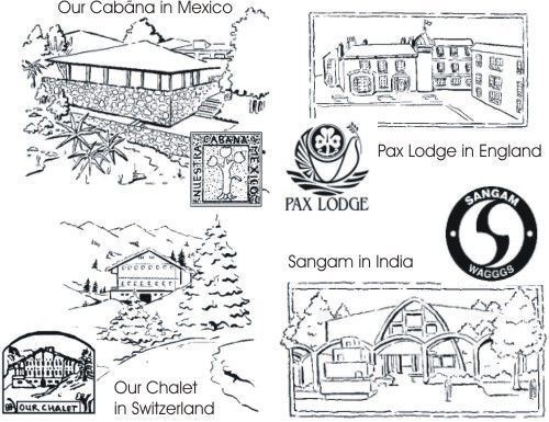 Great coloring sheet for early finishers at World Thinking