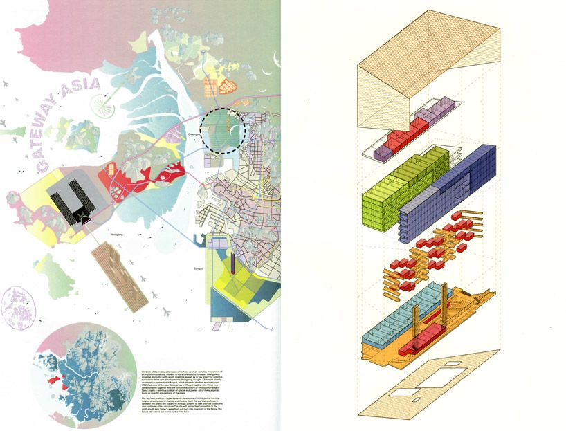 Amazing Construction And Design Manual: Architectural And Program Diagrams I |  Designboom