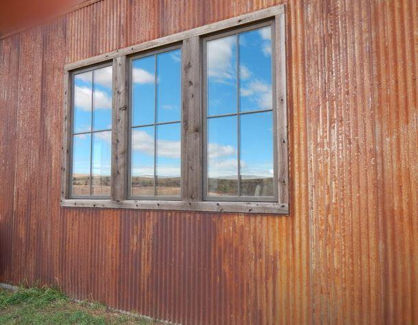 Corrugated Corten Roof Google Search Steel Siding Corrugated Metal Siding Metal Siding House