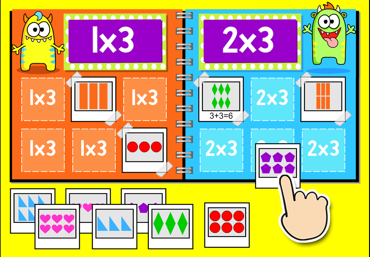 Practice Sorting Arrays On Interactive Whiteboards And