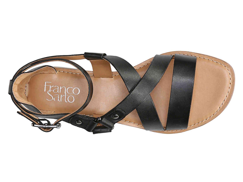 136af7368e Franco Sarto April Flat Sandal Women s Shoes