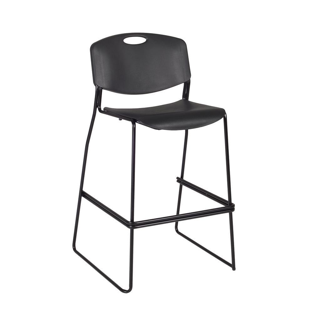 Cool Regency Zeng Black Stack Stool Products Stool Stackable Uwap Interior Chair Design Uwaporg