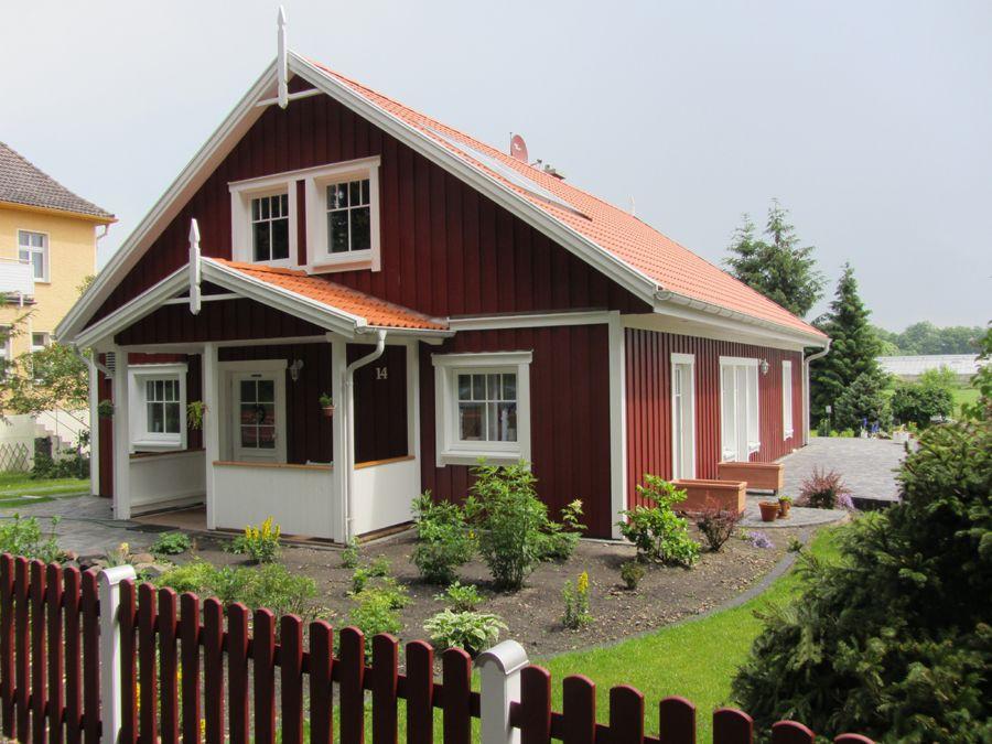Schwedenhäuser   Häuser   Pinterest   Haus und Veranden