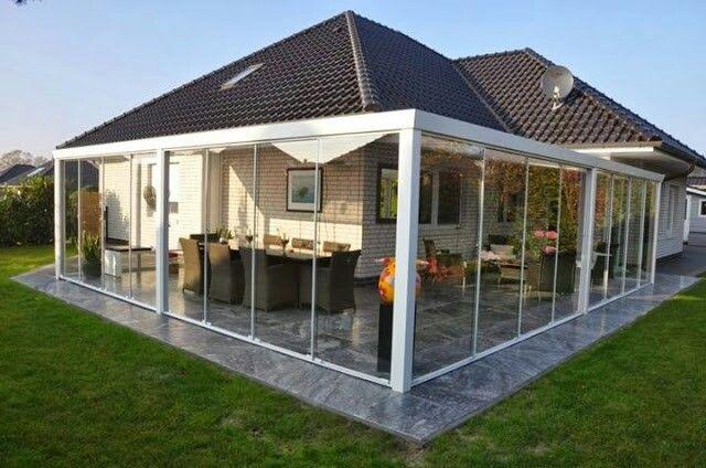 Varanda /Serre Überdachung terrasse