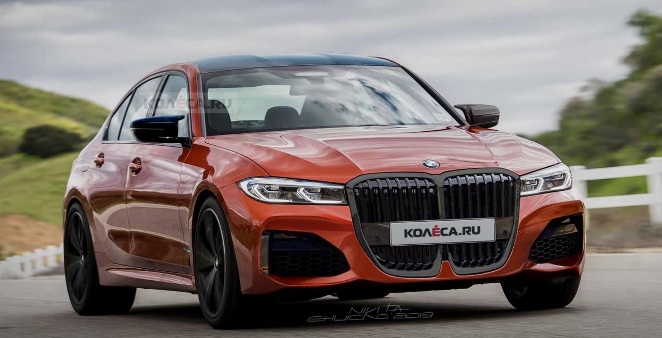 New 2020 M3 Revealed Bmw New Bmw M3 Bmw M3