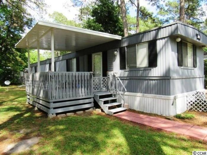 Classic Mobile Home Models