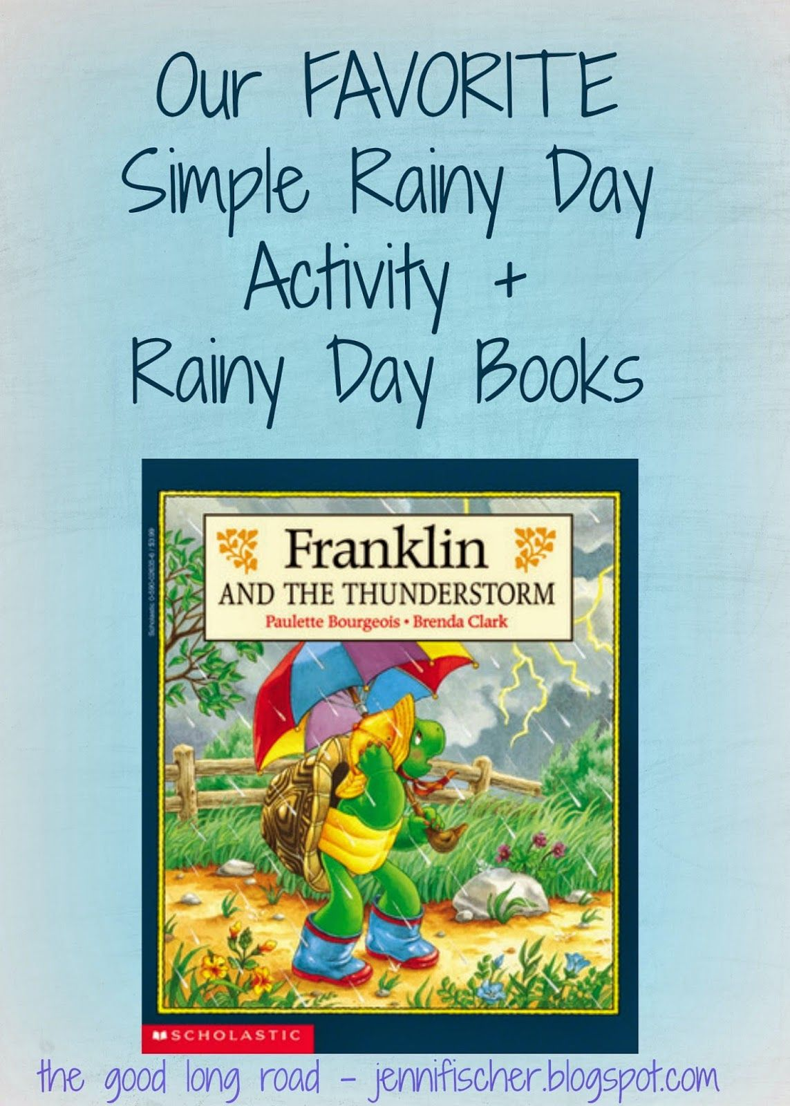 The Perfect Rainy Day Activity So Simple So Awesome