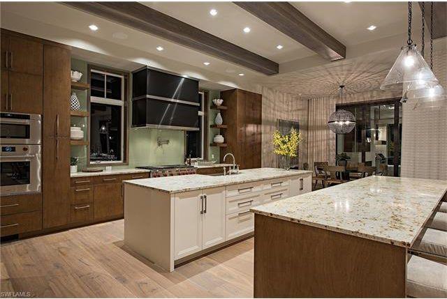 Kitchen designs by Beasley & Henley Interior Design. | Miami I Fort ...