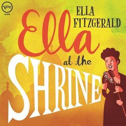 Ella Fitzgerald - Ella at the Shrine Vinyl LP