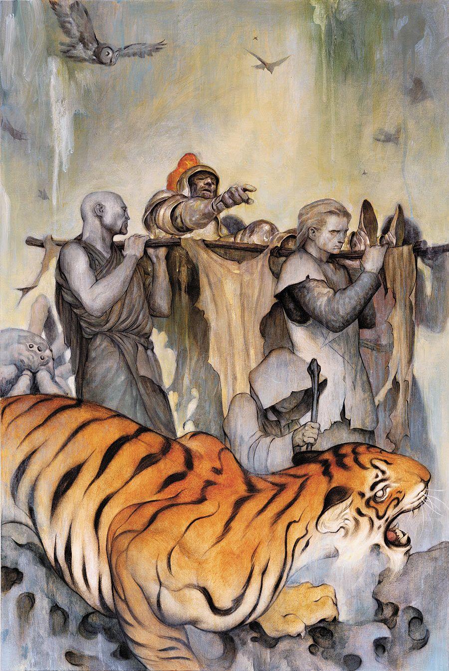 Fables #65 James Jean - Comic Art Community