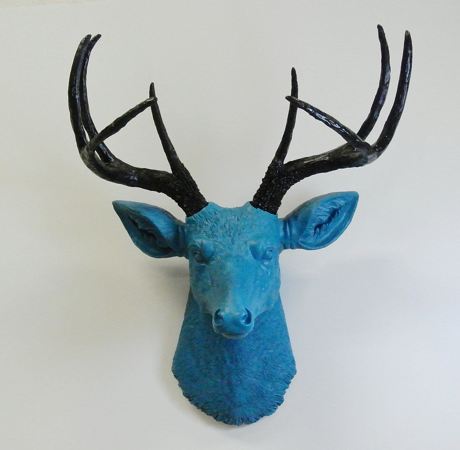 Prince Philippe, Faux Taxidermy, Modern Home Decor. Etsy.