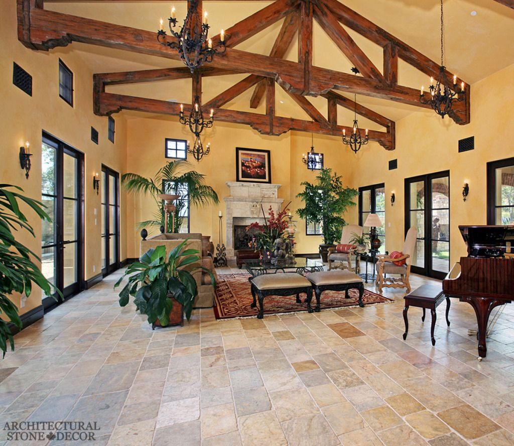 Uncategorized Tuscan Style Flooring gorgeous tuscan homes rustic refined floor barre kitchen living room reclaimed limestone flooring gray