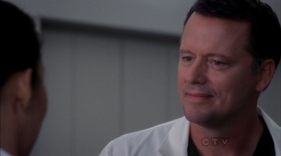 Steven Culp as Dr. Parker on Grey\'s Anatomy 9x03 - Love the One You ...
