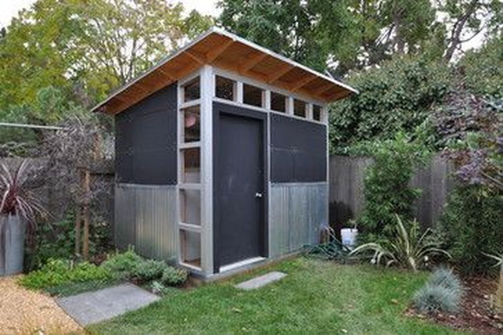 99 Fascinating Diy Backyard Studio Shed Remodel Design Decor Ideas Backyard Storage Sheds Shed Makeover Shed Design