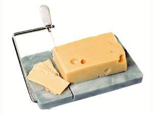 cortador de queso (cheese cutter)