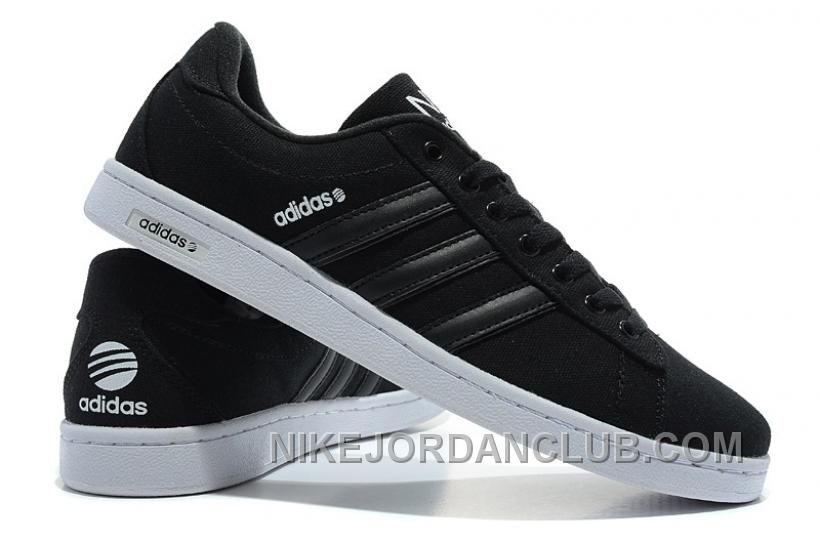 the latest e81e4 bd408 ... adidas neo campus black sky blue  Black ...