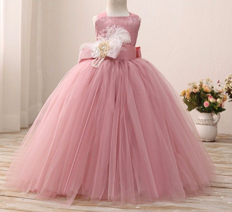 Mädchen Kleid Michaela | Kinder Mode - Flowergirldress | Pinterest ...