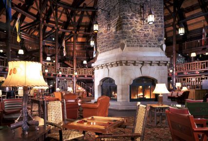 I so desperately want to go to Fairmont Le Château Montebello in Quebec!!
