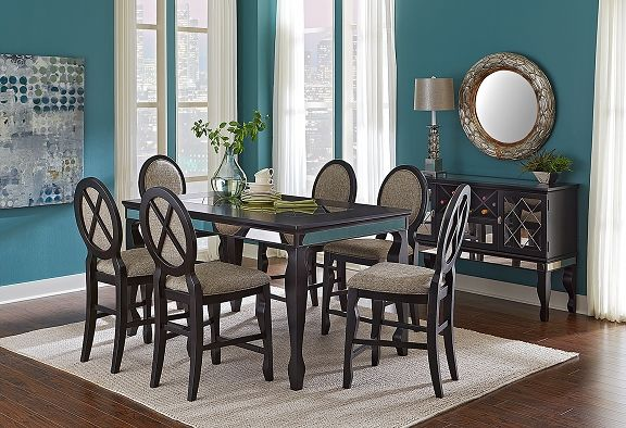 American Signature Furniture Dinette Sets Dining Room Tables From