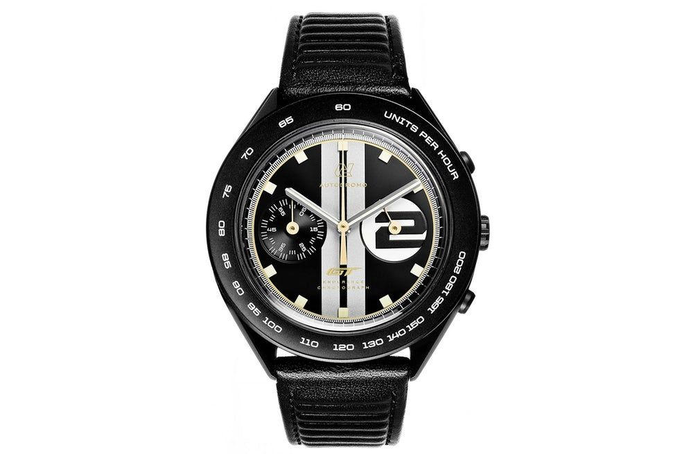 Introducing The Autodromo Ford Gt Endurance Chronograph And A Very Special Gt Owners Watch