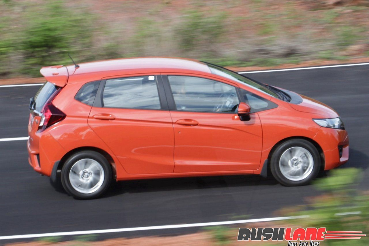 015 Honda Jazz Price Review And Release Date   Honda Jazz As A 5 Door  Hatchback Vehicle Specification Type 1: 51 SOHC Engine Type 4 Cylinder, 16  Vau2026