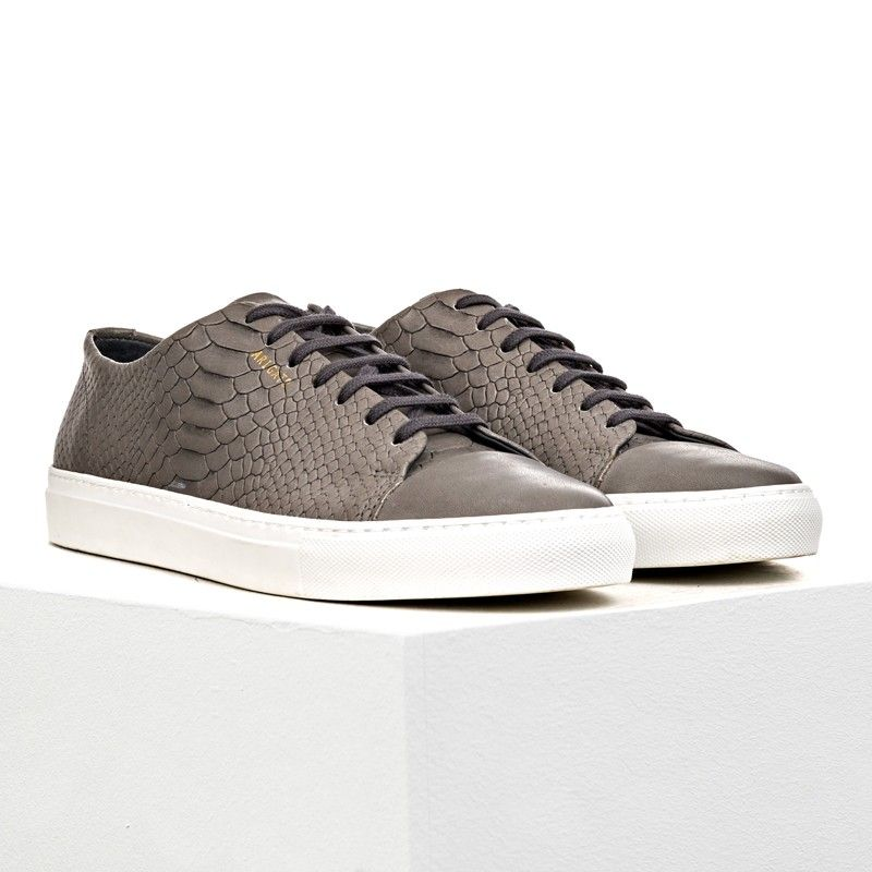 Axel Arigato | python embossed Cap-toe sneaker