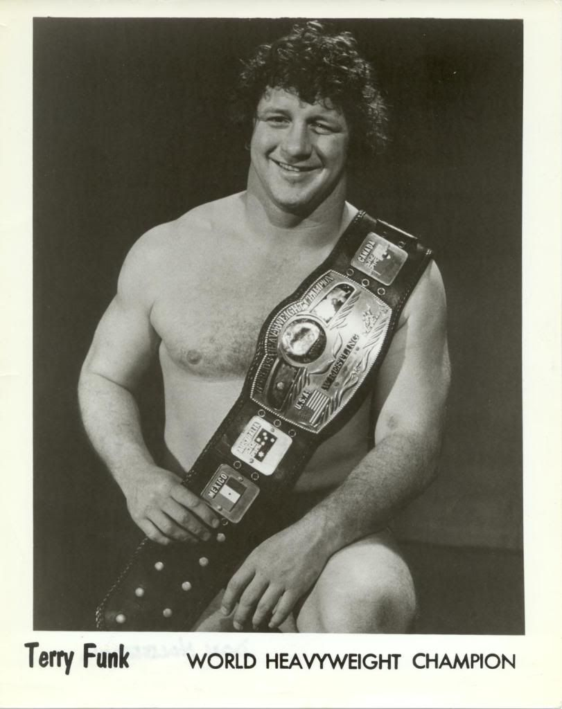 terry funk 2016