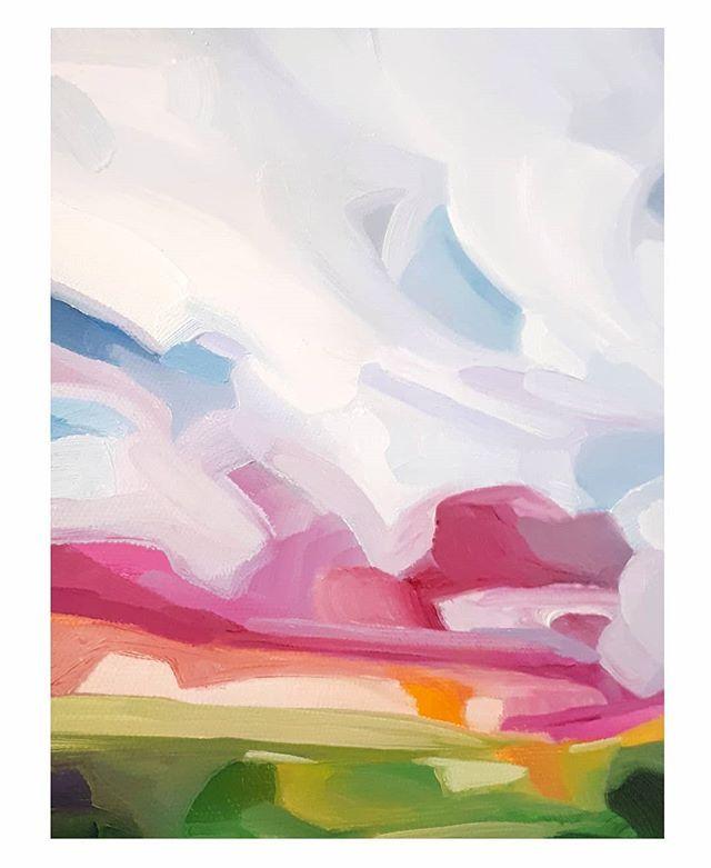 Susannah Bee | Canadian Artist & Abstract Painter in Hamilton, Ontario