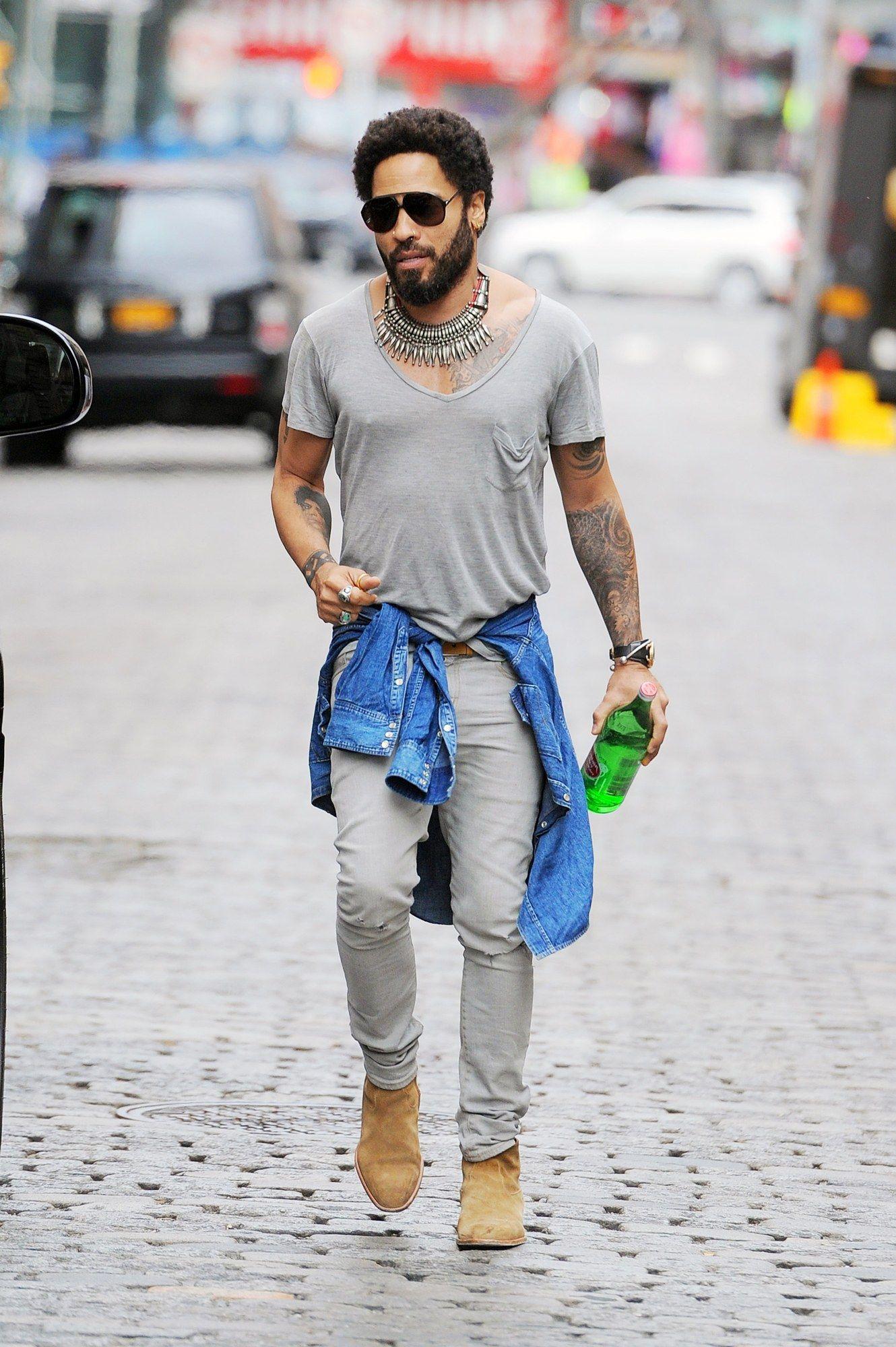 Lenny Kravitz Weird Clothes 8