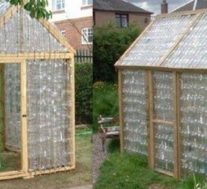 construire une serre en bouteilles plastique recyclage pinterest gardens permaculture and. Black Bedroom Furniture Sets. Home Design Ideas