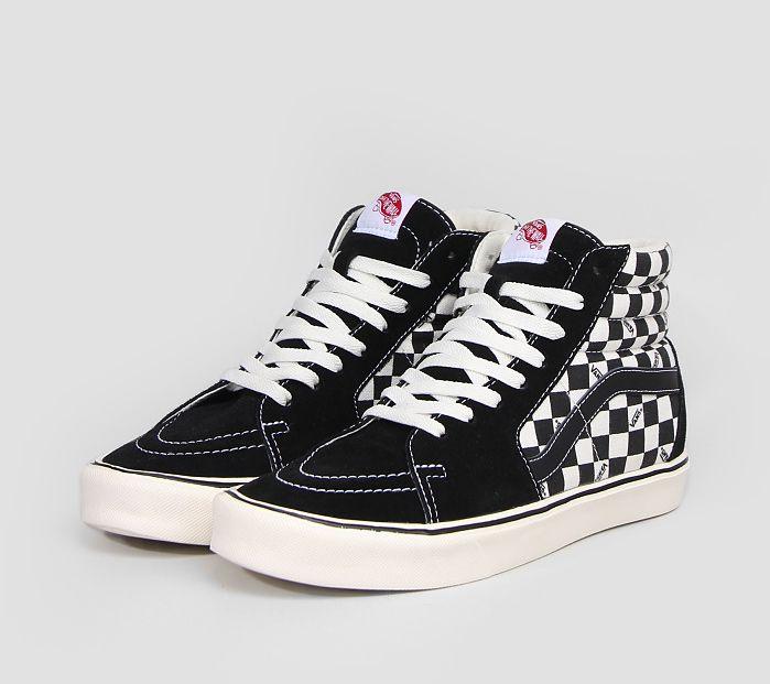 vans checkerboard zimowe