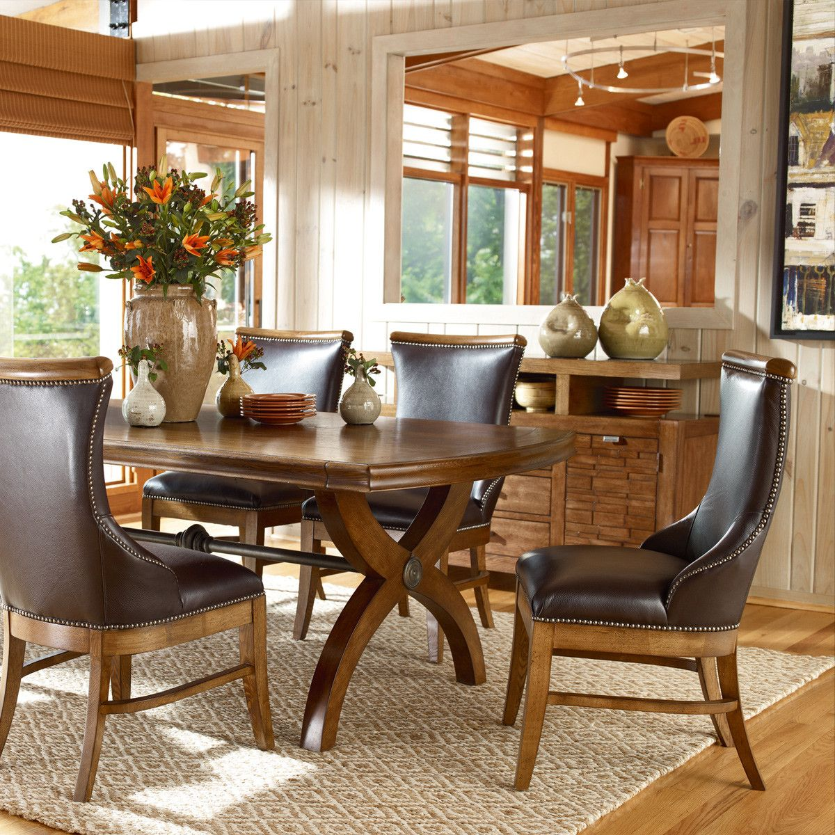 River Cabin Dining Table Max Sparrow
