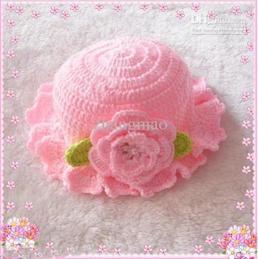 Children's Caps knitting hat beanie hat baby crochet hats cap embroider Hat dicers winter hat