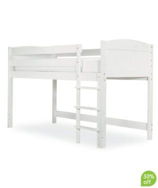 midsleeper bed from mothercare