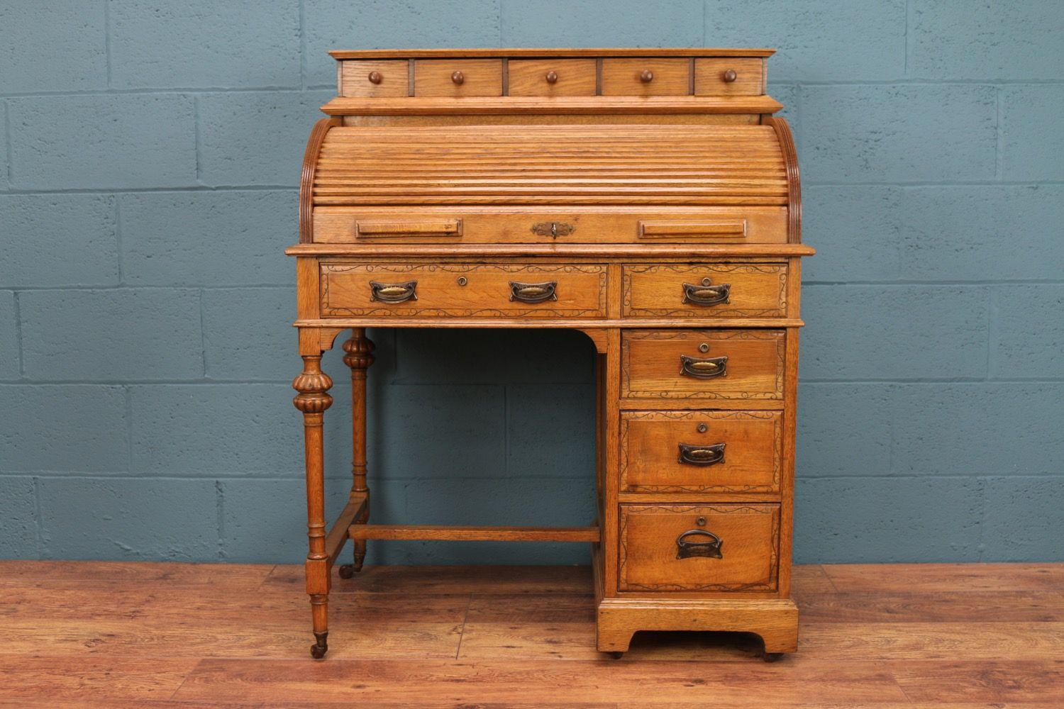 Victorian Roll Top Desk Roll Top Desk Victorian Desk