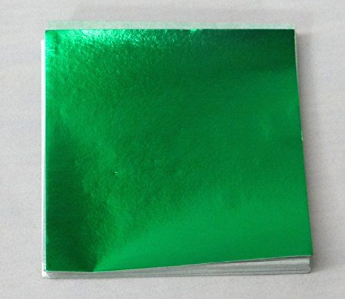 3 X 3 Emerald Green Confectionery Foil Wrappers Candy Wrappers Candy Making Supplies You Can Find Out More Details At The Affiliate Lin With Images Candy Making Supplies
