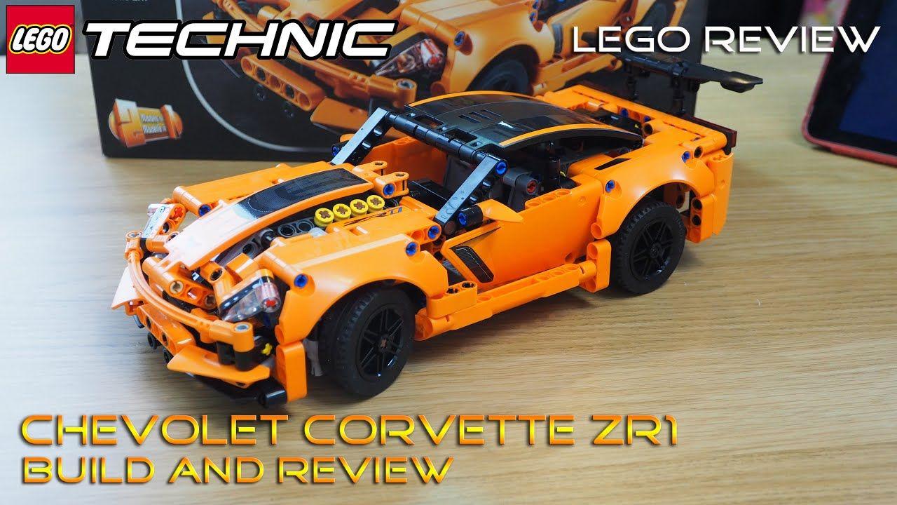 Lego Technic Chevolet Corvette Zr1 Unboxing Build And Review 42093 Youtube Lego Technic Lego Technic Sets Lego Review