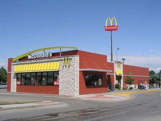 Woman Gives Birth at McDonald's