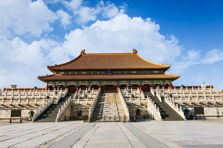 The Forbidden City Of China Chinese Architecture City Imperial Palace