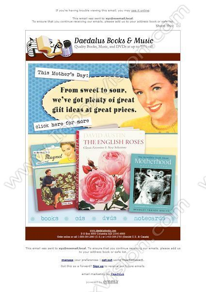 Company Daedalus Books Music Subject Great Gift Ideas For