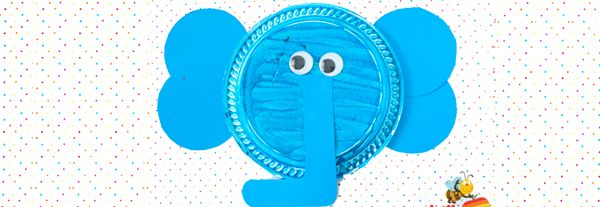 Letter of the Week Ee - Elephant Paper Plate Craft & Letter of the Week Ee - Elephant Paper Plate Craft | Letter of the ...