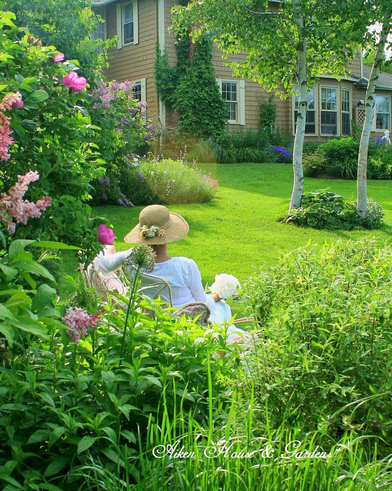 Aiken House & Gardens: Garden Dreams | Outdoor Gardens & Plants ...