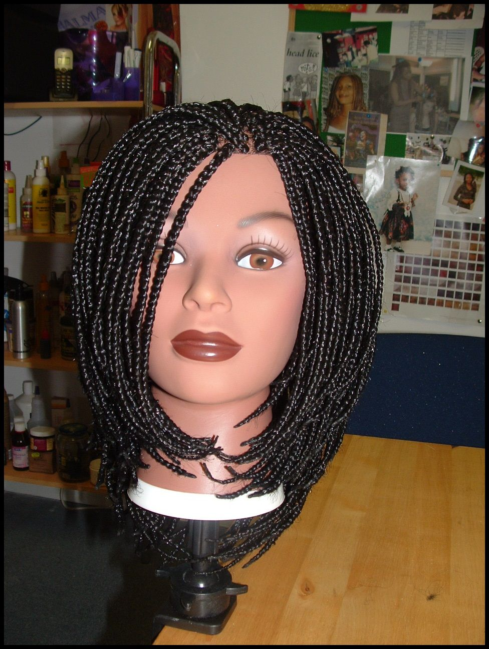 Short Bob Braids Hairstyles My Stuff Hair Styles Braids Hair