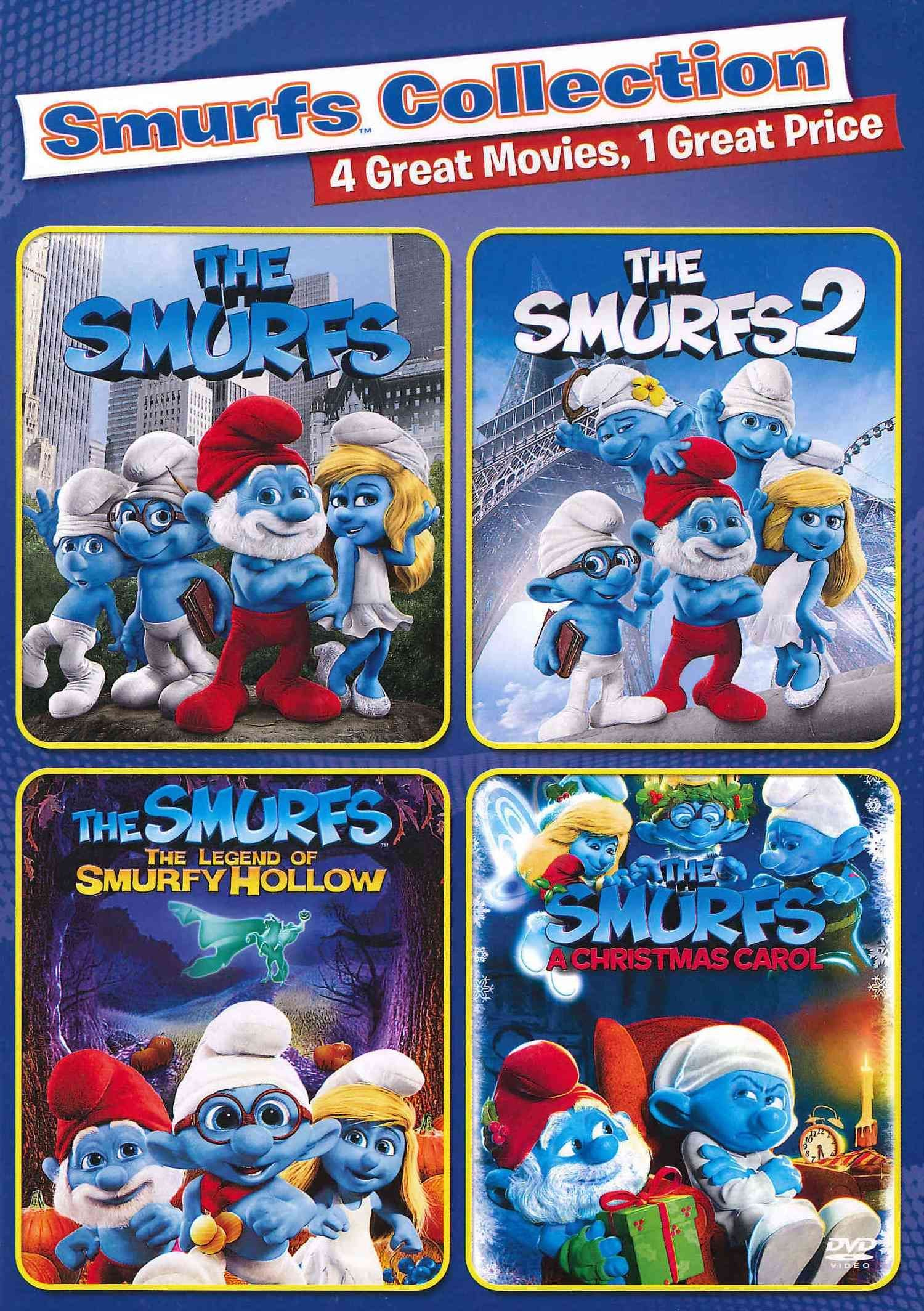 the smurfs the legend of smurfy hollow online