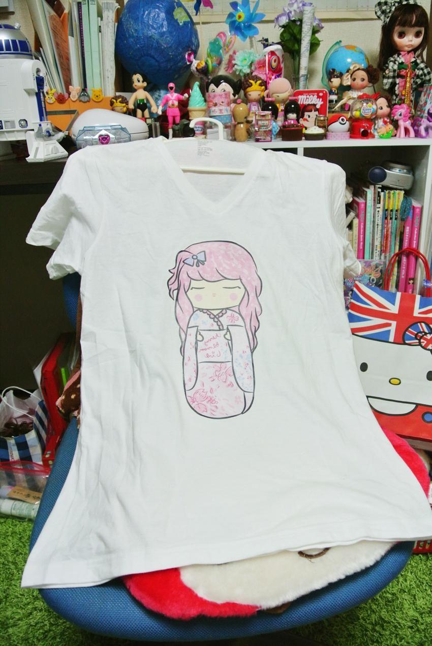 Diy cute graphic shirt using ironon transfer papers diy