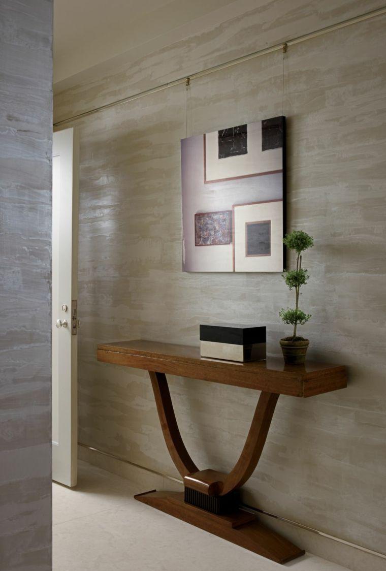 Recibidores modernos y las mejores ideas para decorarlos - Fotos de recibidores modernos ...